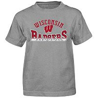 Boys 4-7 Wisconsin Badgers Cotton Tee