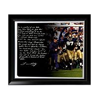 Steiner Sports Notre Dame Fighting Irish Lou Holtz College Football Playoffs Facsimile 22