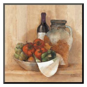 Art.com ''Tuscan Table III'' Wall Art