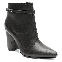 2 Lips Too Too Elsa Women's Heeled Ankle Booties