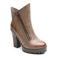 2 Lips Too Too Airy Women's Ankle Booties
