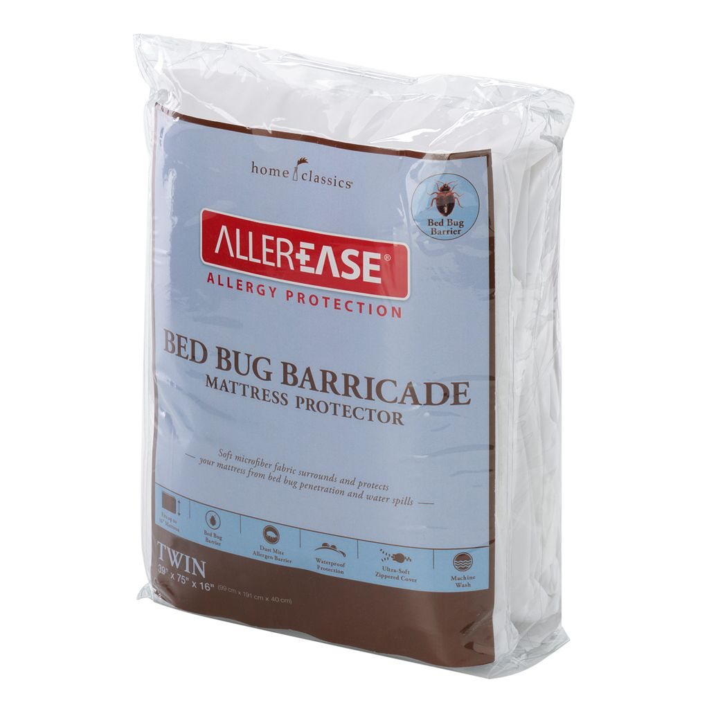 Home Classics® Bed Bug Barricade Mattress Protector
