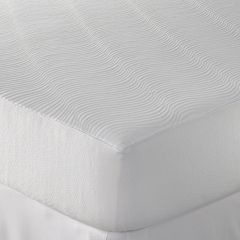 Sealy Cooling Comfort Textured Mattress Protector
