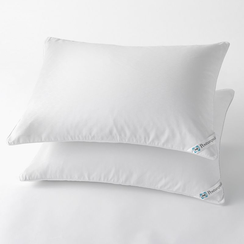 Down Proof Pillow Covers With Zipper Closure