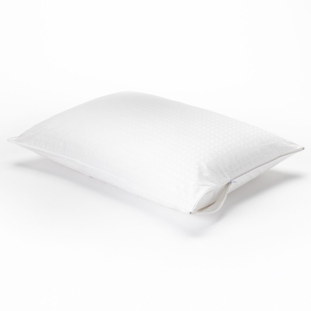 Restful Nights Essential Check Pillow Protector