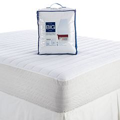 The Big One® Microfiber Deep-Pocket Mattress Pad