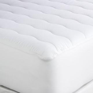Home Classics Classic Cotton 300-Thread Count Deep-Pocket Mattress Pad