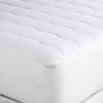 Home Classics® Classic Cotton 300-Thread Count Deep-Pocket Mattress Pad