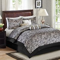 Madison 7 pc Comforter Set