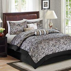 Madison 7 pc Comforter Set