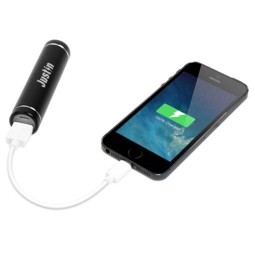 Innovative Technology Justin 2600mAh Power Stick Portable Power Bank