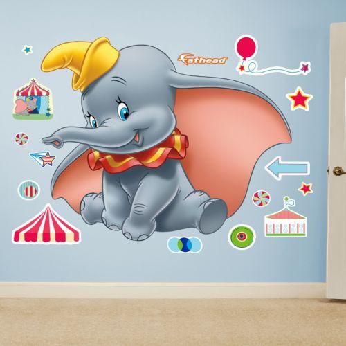 Disney's Dumbo Wall Decal by Fathead