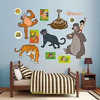 Disney's The Jungle Book Collection Wall Decal by Fathead