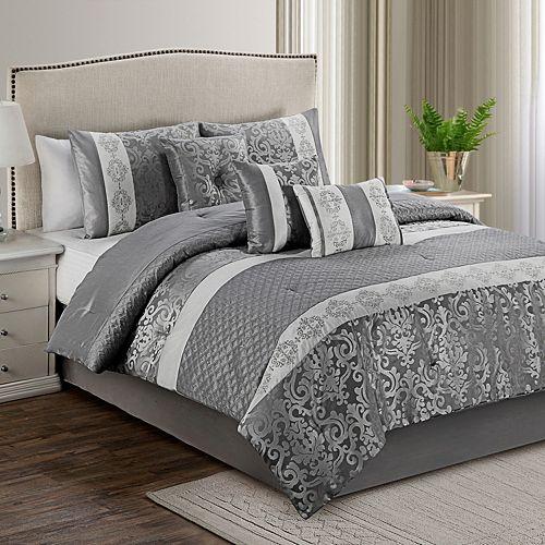 Leana 7 Pc Comforter Set. Kohls Bedroom Comforter Sets   Bedroom Style Ideas
