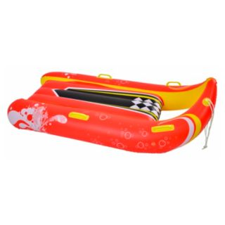 Blue Wave Sports Power Glider 2-Person Inflatable Snow Sled