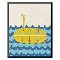 Art.com ''Truman's Voyage IV'' Wall Art