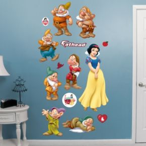 Disney's Snow White & The Seven Dwarfs Collection Wall Decal by Fathead