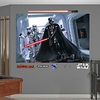 Star Wars Darth Vader & Stormtroopers Fallen Rebel Mural Wall Decal by Fathead