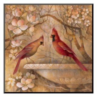 Art.com ''Elegance in Red II'' Wall Art