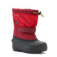 Columbia Powderbug Plus II Boys' Waterproof Winter Boots