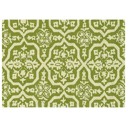 Loloi Venice Beach Floral Indoor Outdoor Rug