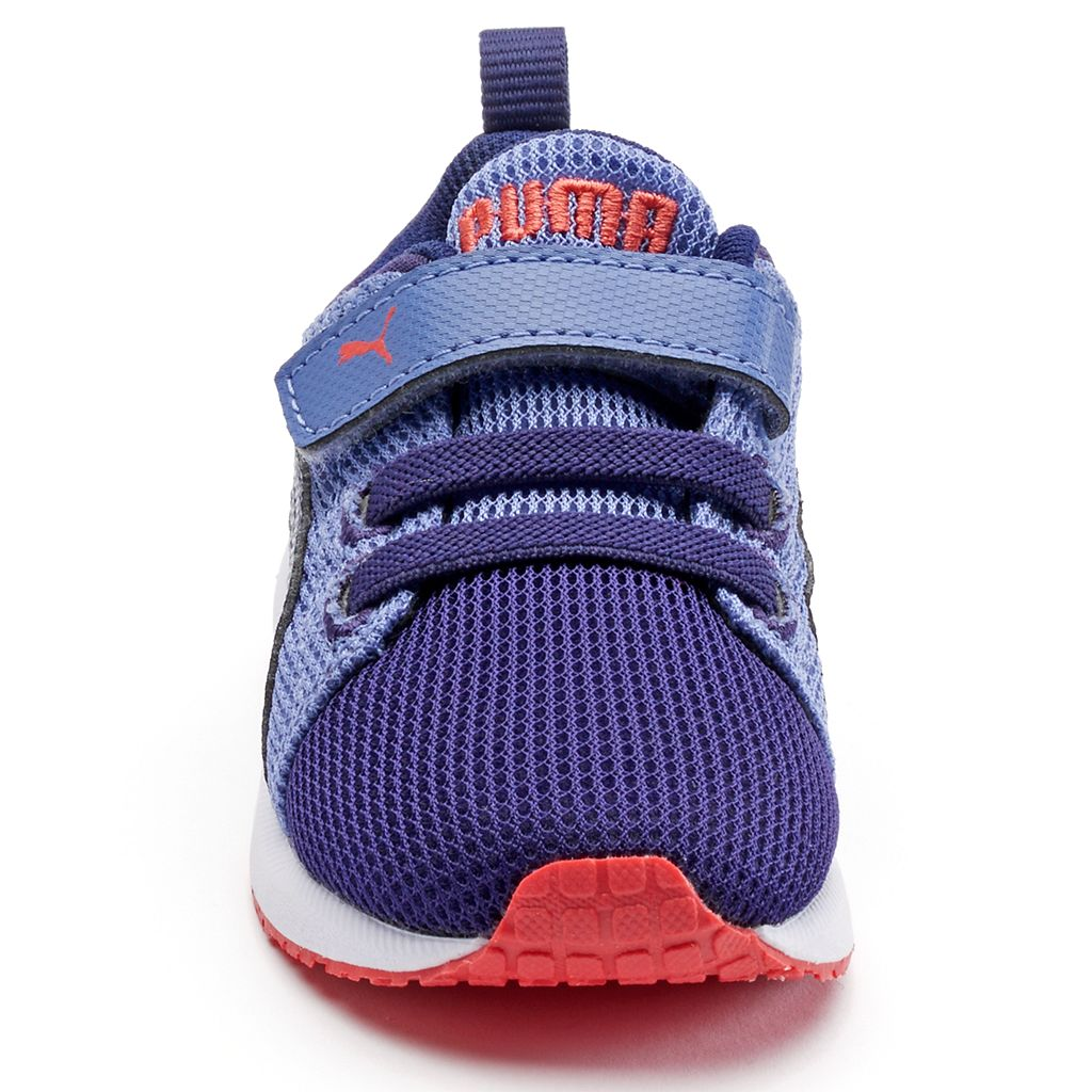 PUMA Carson Runner V Toddler Girls' Running Shoes