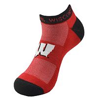 Women's Wisconsin Badgers Spirit Socks
