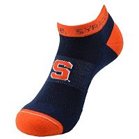 Youth Syracuse Orange Spirit No-Show Socks