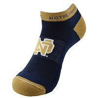 Youth Notre Dame Fighting Irish Spirit No-Show Socks