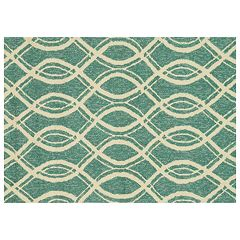 Loloi Venice Beach Wave Indoor Outdoor Rug