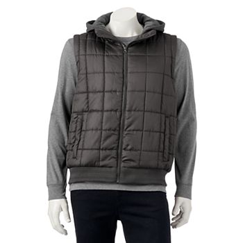 Pacific Trail Hooded Mens Vest