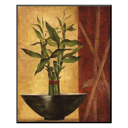 Art.com Lucky Bamboo II'' Wall Art