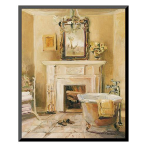 "Art.com ""French Bath IV"" Wall Art"