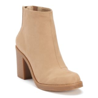 Unleashed by Rocket Dog Snap Roast Women's Heeled Ankle Boots