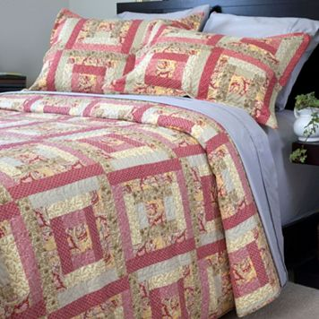Portsmouth Home Melissa Quilt Set