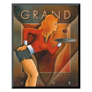 "Art.com ""The Grand Club"" Wall Art"