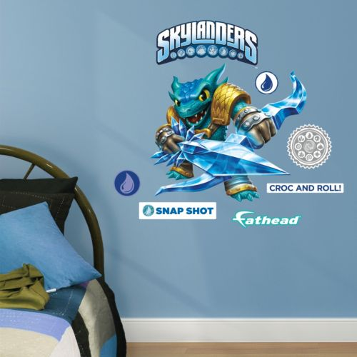 Skylanders Snap Shot Wall Deca...