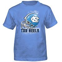 Boys 4-7 North Carolina Tar Heels Helmet Tee