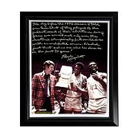 Steiner Sports Indiana Hoosiers Bob Knight Undefeated Season Facsimile 22