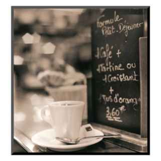 "Art.com ""Cafe, Champs-Elysees"" Paris Wall Art"