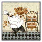 """Art.com """"Chef Bread"""" Wall Art"""