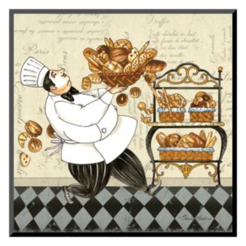 "Art.com ""Chef Bread"" Wall Art"