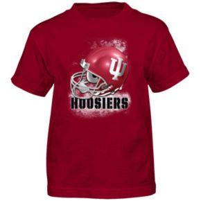 Boys 4-7 Indiana Hoosiers Helmet Tee