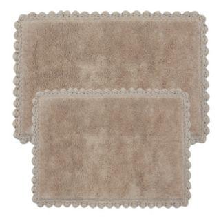 Chesapeake Crochet Reversible 2-pc. Bath Rug Set