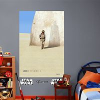 Star Wars Episode I Movie Poster Wall Decal by Fathead