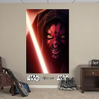 Star Wars Darth Maul Mural Wall Graphic by Fathead