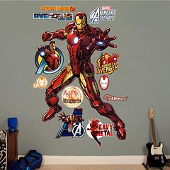 Avengers Assemble Iron Man Wall Decal by Fathead