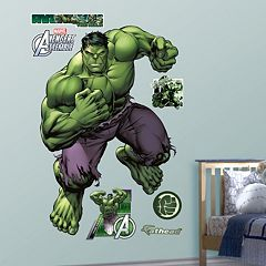 Avengers Assemble Hulk Wall Decal by Fathead