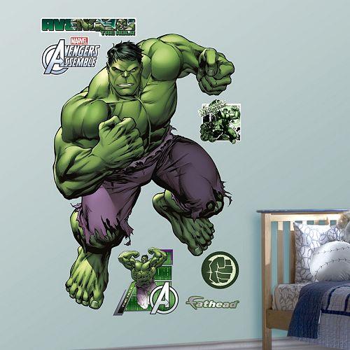 Avengers Assemble Hulk Wall Decal by Fathead