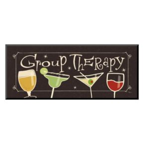 "Art.com ""Group Therapy II"" Wall Art"